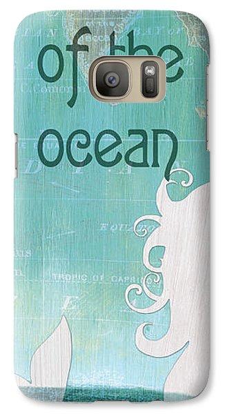 Fairy Galaxy S7 Case - La Mer Mermaid 1 by Debbie DeWitt