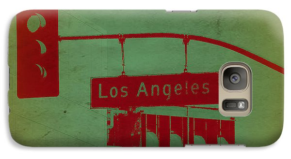 La Street Ligh Galaxy S7 Case