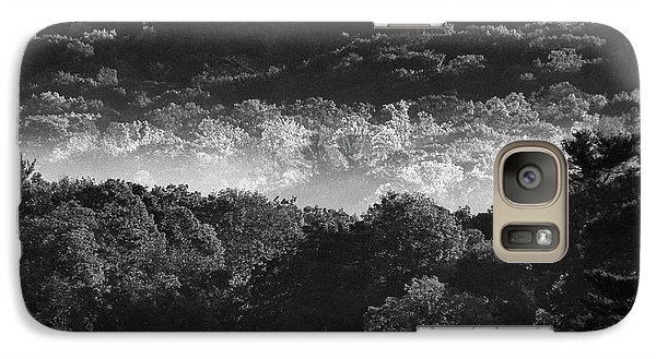 Galaxy Case featuring the photograph La Vallee Des Fees by Steven Huszar