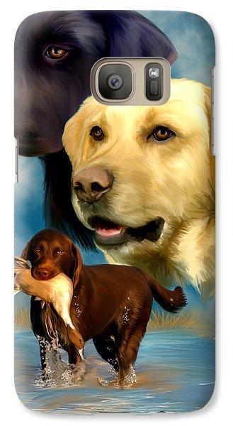 Labrador Retrievers Galaxy S7 Case
