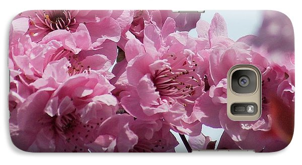 Galaxy Case featuring the photograph Lady Bug by Victor K
