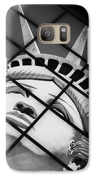 Galaxy Case featuring the photograph Lady Of The House by Bobby Villapando