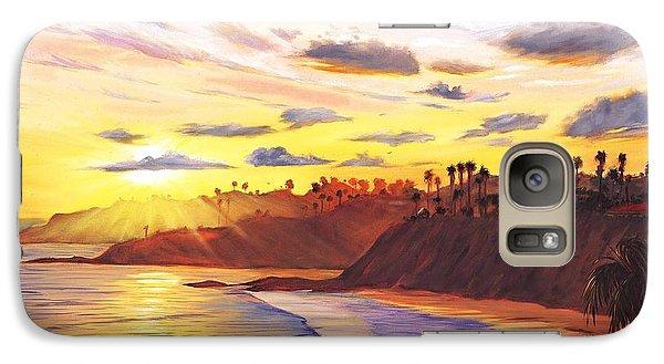 Laguna Village Sunset Galaxy S7 Case