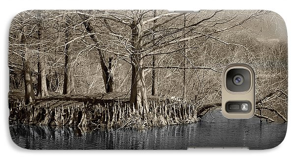 Galaxy Case featuring the photograph Lake Alice by Farol Tomson