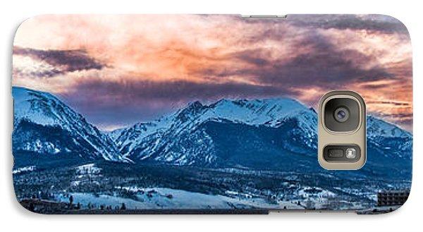 Lake Dillon Galaxy S7 Case