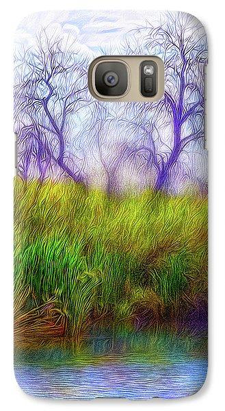 Lake Dream Peace Galaxy S7 Case