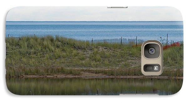 Galaxy Case featuring the photograph Lake Huron by Tara Lynn