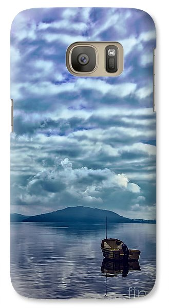 Galaxy Case featuring the photograph Lake Of Beauty by Rick Bragan