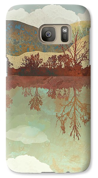 Landscapes Galaxy S7 Case - Lake Side by Spacefrog Designs