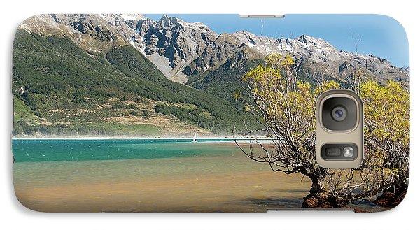 Lake Wakatipu Galaxy S7 Case by Werner Padarin