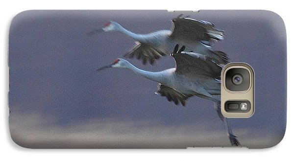 Galaxy Case featuring the photograph Landing Gear Down by Shari Jardina
