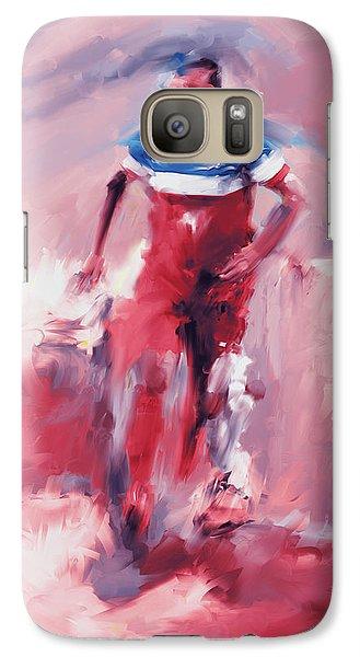 Landon Donovan 545 2 Galaxy S7 Case by Mawra Tahreem