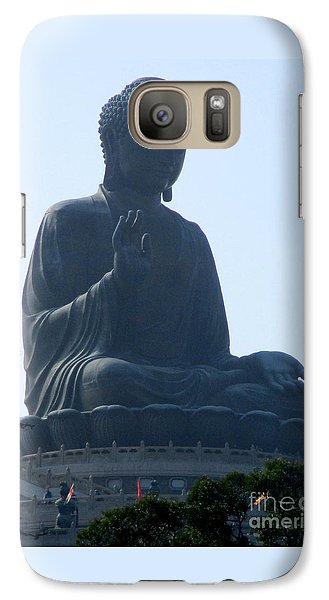 Galaxy Case featuring the photograph Lantau Island 49 by Randall Weidner