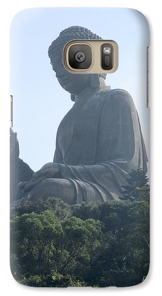 Galaxy Case featuring the photograph Lantau Island 50 by Randall Weidner