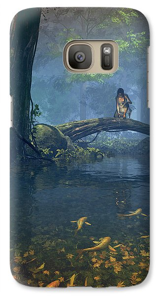Lantern Bearer Galaxy S7 Case