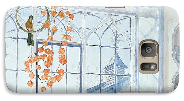 Lanterns Galaxy S7 Case by Timothy Easton