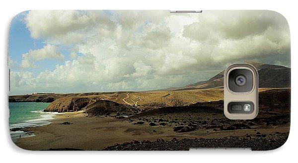 Lanzarote Galaxy S7 Case by Cambion Art
