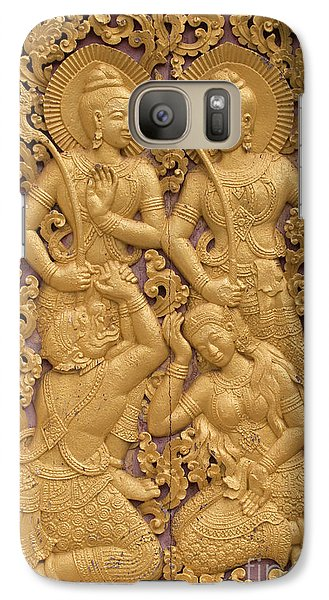 Galaxy Case featuring the photograph Laos_d59 by Craig Lovell