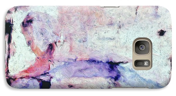 Galaxy Case featuring the painting Laredo by Dominic Piperata