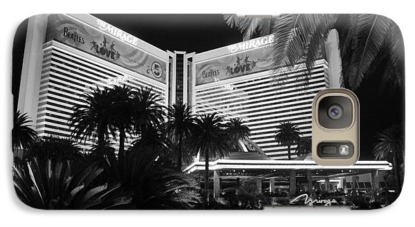 Galaxy Case featuring the photograph Las Vegas by Athala Carole Bruckner