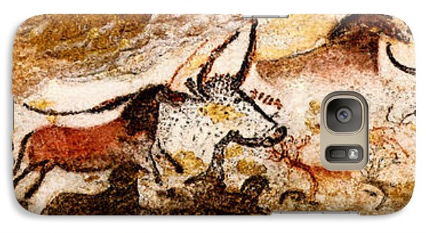 Lascaux Hall Of The Bulls Galaxy S7 Case