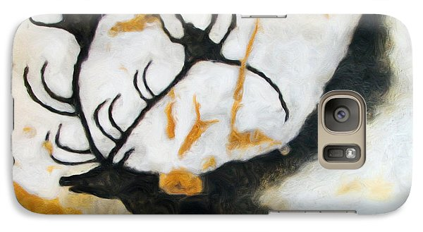 Lascaux Megaceros Deer 2 Galaxy S7 Case