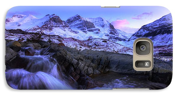 Galaxy Case featuring the photograph Last Rays On Andromeda by Dan Jurak