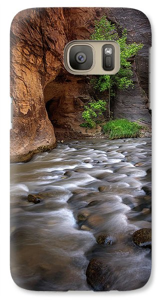 Galaxy Case featuring the photograph Last Stand by Dustin LeFevre