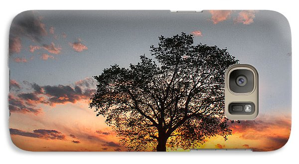 Galaxy Case featuring the photograph Lasting Hope by Everett Houser