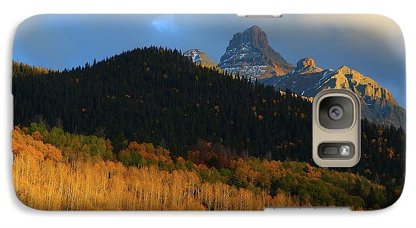 Galaxy Case featuring the photograph Late Afternoon Light On The San Juans by Jetson Nguyen