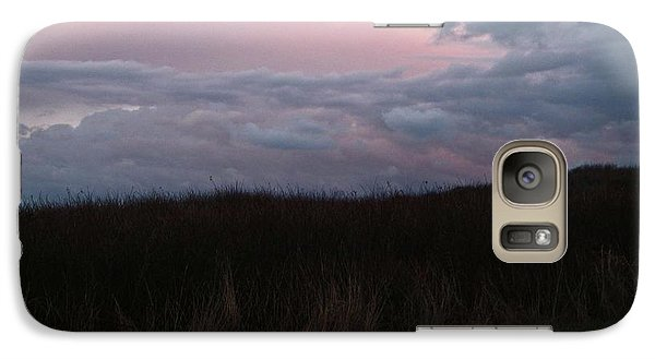 Galaxy Case featuring the photograph Late Light by Laurie Stewart