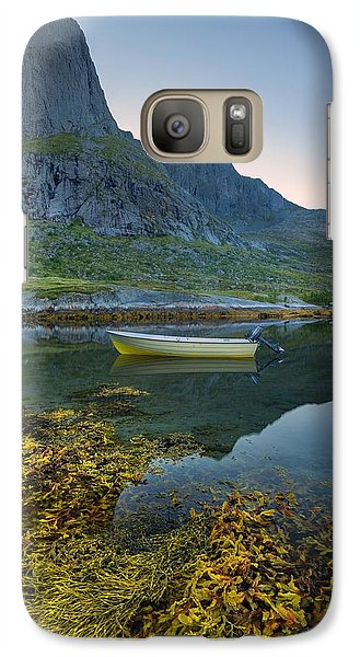 Galaxy Case featuring the photograph Late Summer by Maciej Markiewicz