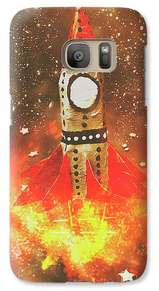 Launch Of Early Learning Galaxy S7 Case by Jorgo Photography - Wall Art Gallery