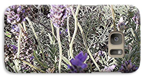 Lavender Moment Galaxy S7 Case