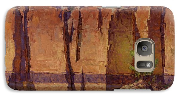Grand Canyon Galaxy S7 Case - Layers In Time by Cody DeLong