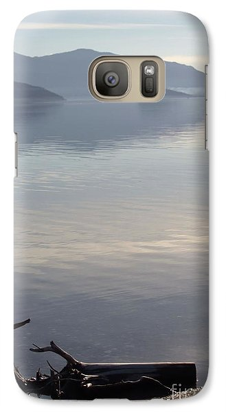 Galaxy Case featuring the photograph Laying Still by Victor K