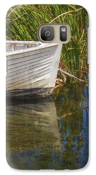 Galaxy Case featuring the photograph Lazy Days by Amy Weiss