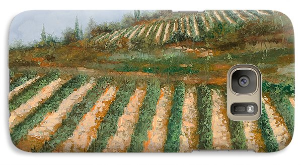 Cocktails Galaxy S7 Case - Le Case Nella Vigna by Guido Borelli
