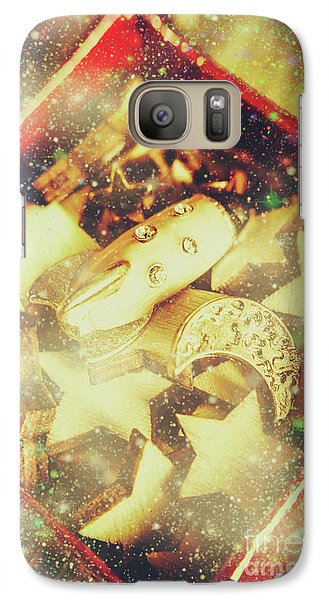 Magician Galaxy S7 Case - Learning The Magic Of Stars And Space by Jorgo Photography - Wall Art Gallery