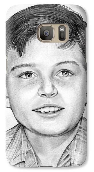 Beaver Galaxy S7 Case - Leave It To Beaver by Greg Joens