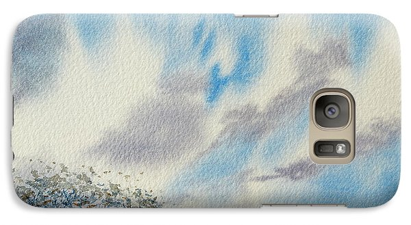 The Blue Hills Of Summer Galaxy S7 Case