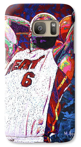 Lebron Dunk Galaxy S7 Case