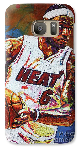 Lebron James 3 Galaxy S7 Case