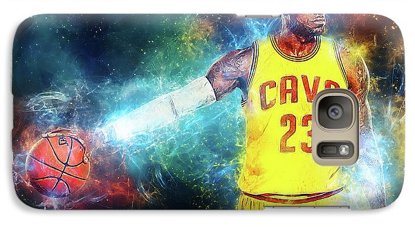 Lebron James Galaxy S7 Case