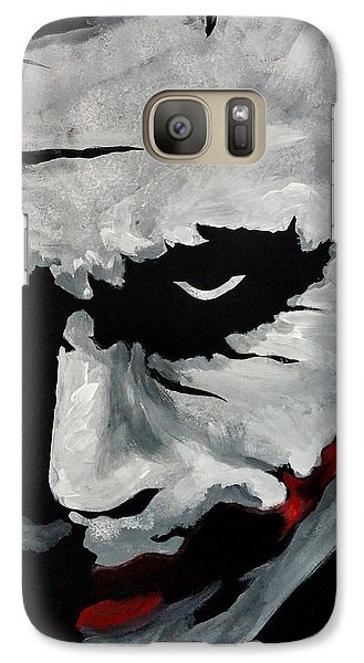 Ledger's Joker Galaxy S7 Case by Dale Loos Jr