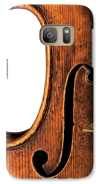 Galaxy Case featuring the photograph Left F by Endre Balogh