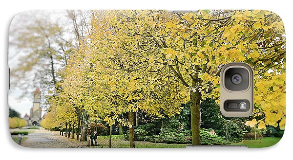 Galaxy Case featuring the photograph Leipzig Memorial Park In Autumn by Ivy Ho