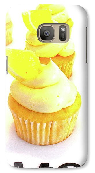 Galaxy Case featuring the photograph When Life Gives You Lemons by Beth Saffer