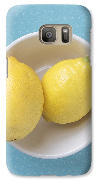 Lemon Pop Galaxy Case by Edward Fielding