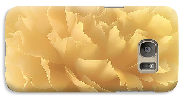 Galaxy Case featuring the photograph Lemon Splash by Darlene Kwiatkowski
